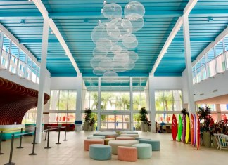 Endless Summeer Resort Surfside Inn and Suites Lobby
