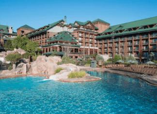 Copper Creek Villas & Cabins at Disney's Wilderness Lodge