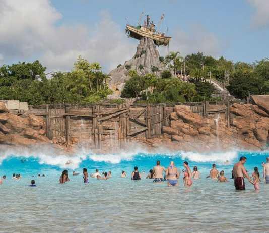 Typhoon Lagoon Water Park Walt Disney World