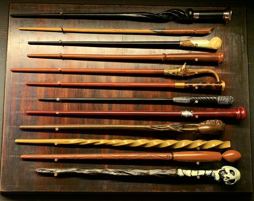 Magic Wands at Wizarding World of Harry Potter