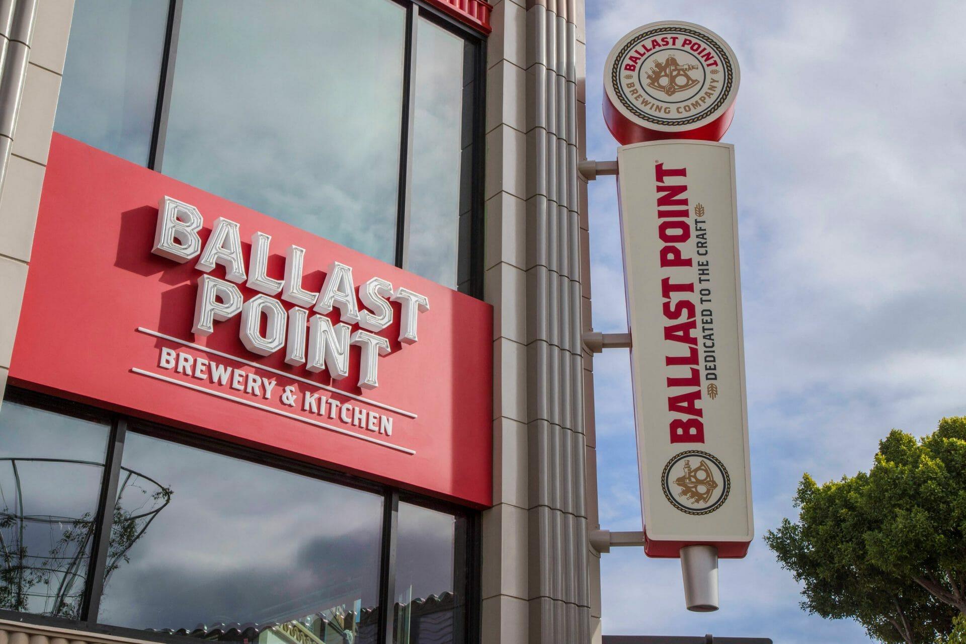 Ballast Point Brewery & Kitchen at Downtown Disney District