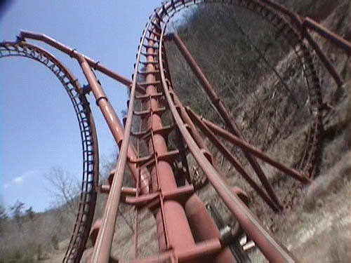 Tennessee Tornado Coaster At Dollywood Photos - Resume