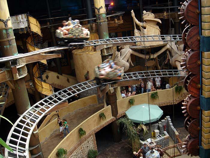 Winjas  Fear  Force Roller Coaster Photos