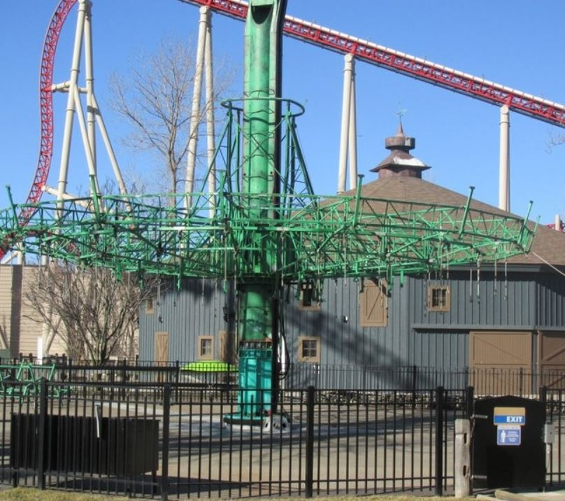 Theme Park Review  Darien Lake Discussion Thread  Page 451