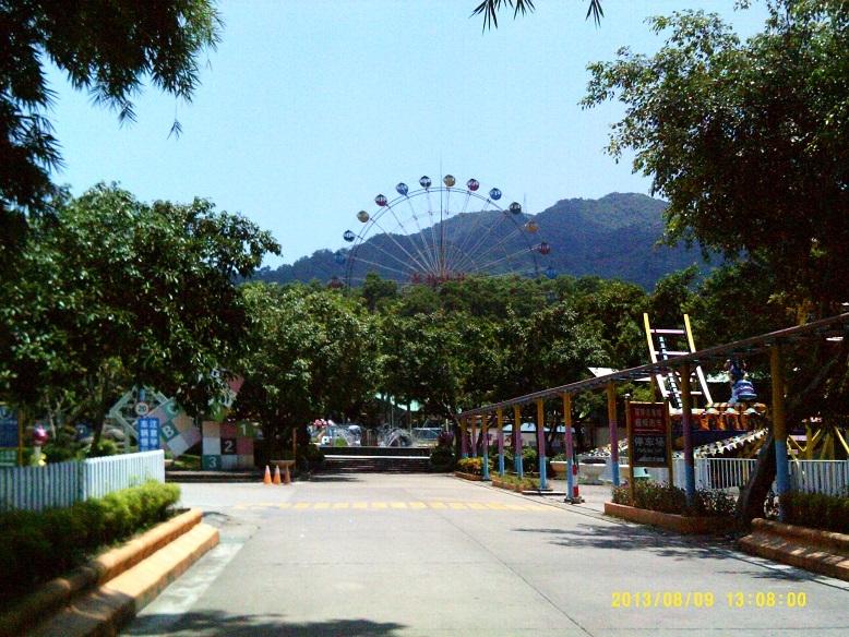 Theme Park Review • Photo TR (August 9, 2013) Quanlin Resort/Jindouwan Resort