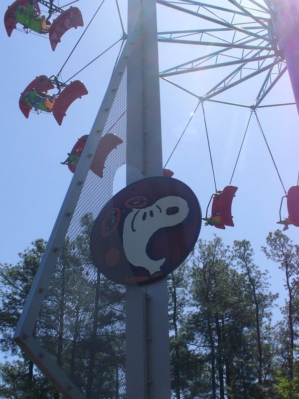 Kings Dominion  Flying Ace