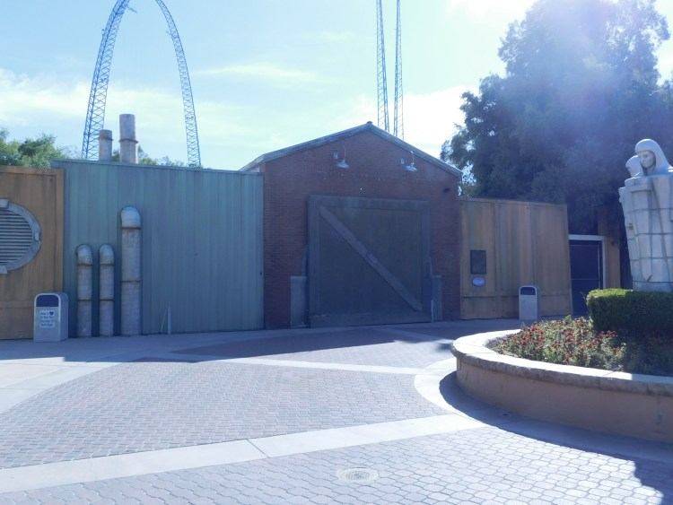 This was taken in early April when construction first began but is now currently an empty lot.