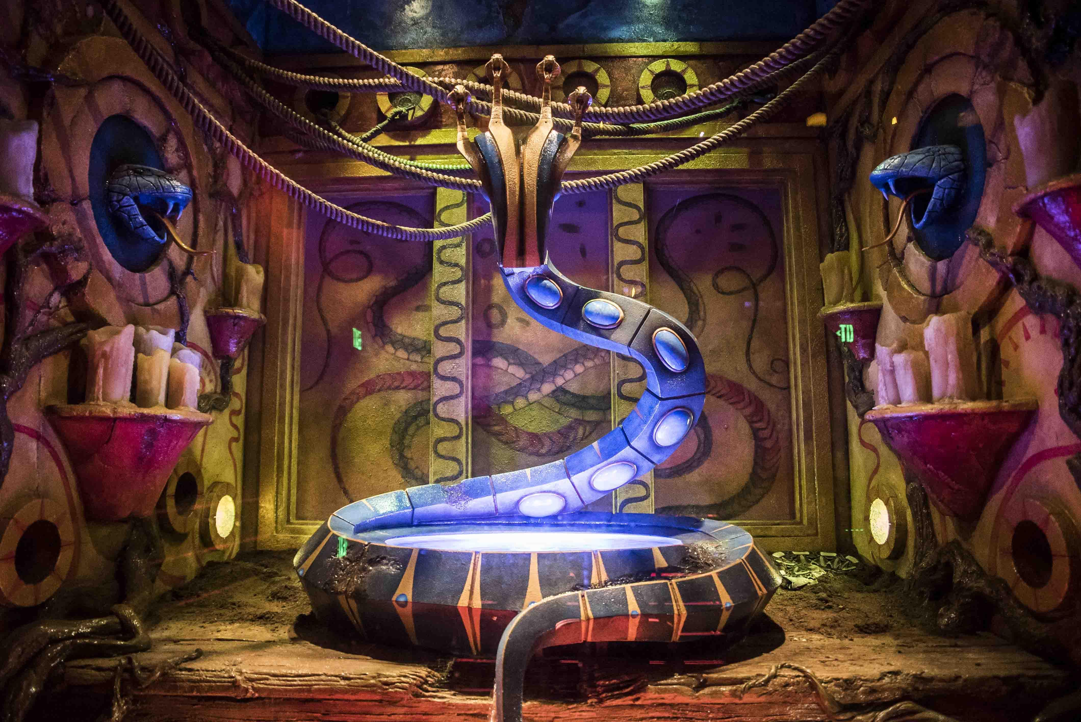Busch Gardens Tampa Announces Cobra\'s Curse Opening Date + Take a ...