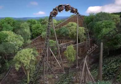 "Silver Dollar City Announces ""Time Traveler"" Spinning Coaster for 2018"