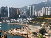 Ocean Park Expansion Construction Updates