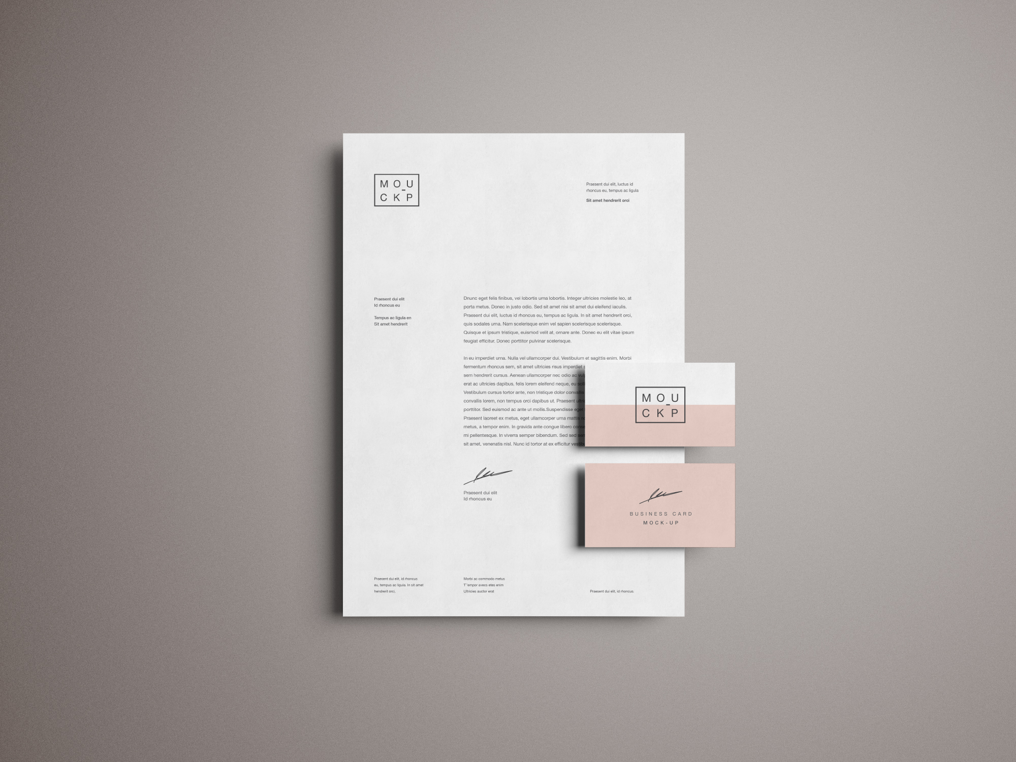 Business Cards Design Ideas