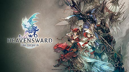 Final Fantasy XIV Heavensward Theme For Windows 10 8 7