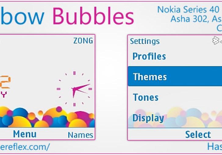 H Themes Nokia X2 01