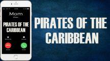 Pirates of the Caribbean Theme Ringtone.