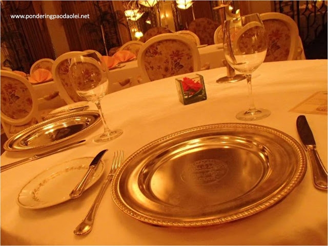 Dinner For Two At The Legendary Manila Hotel