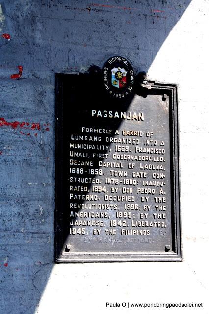 Old Houses Galore: Pagsanjan
