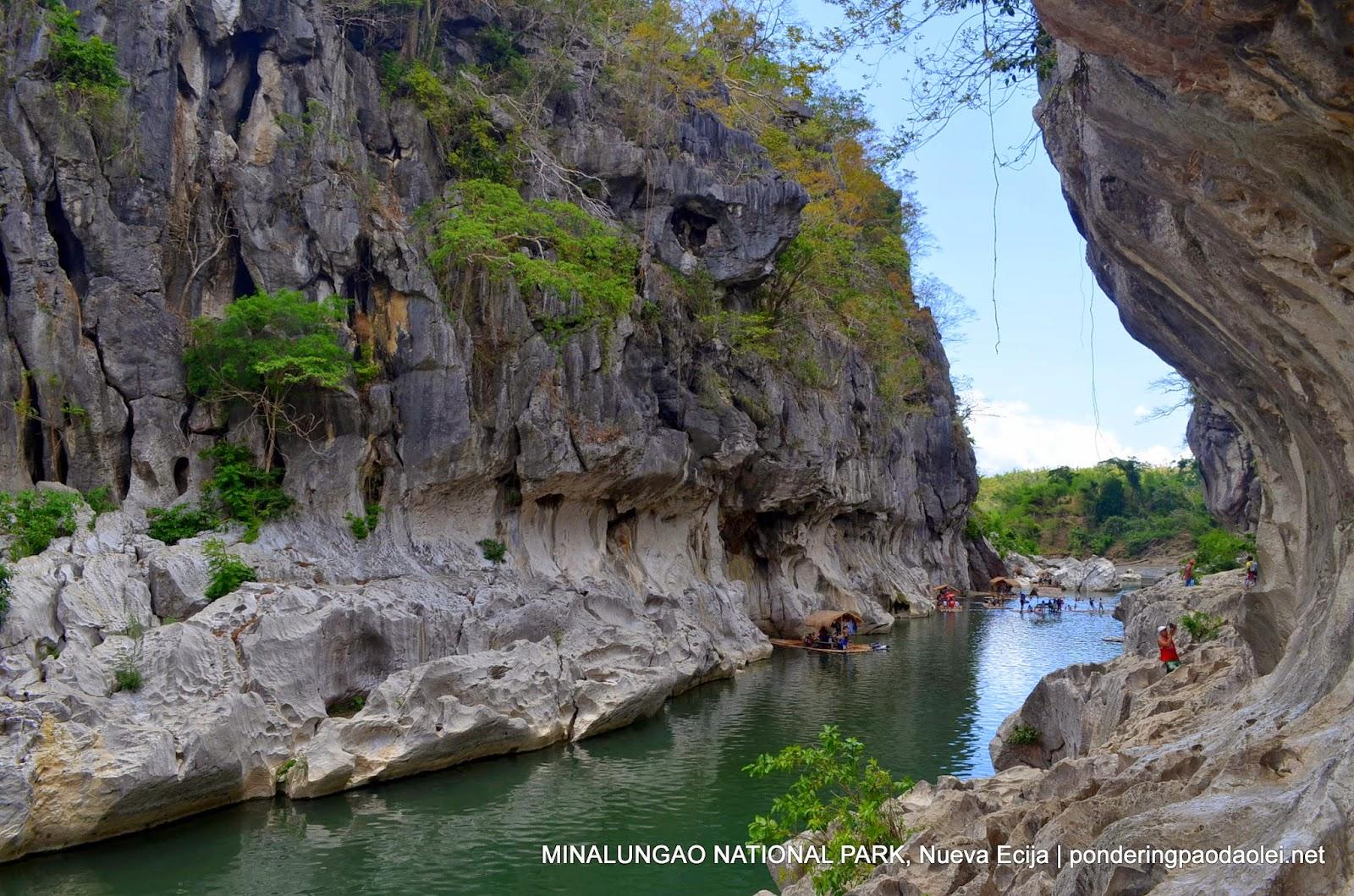 Minalungao National Park: A Secret No More