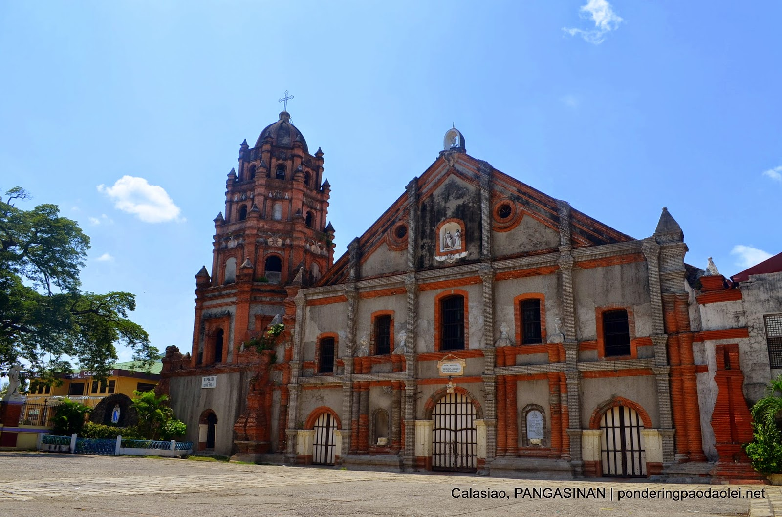 The Jaw-Dropping Calasiao Church