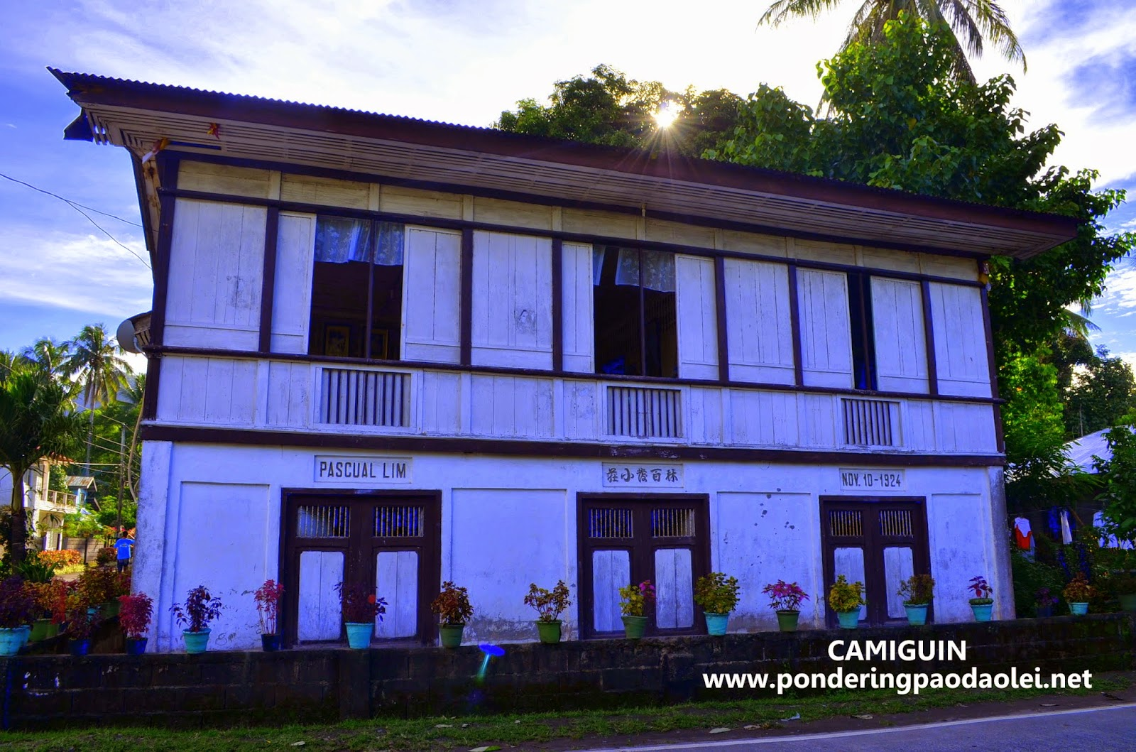 Camiguin's Ancestral Houses