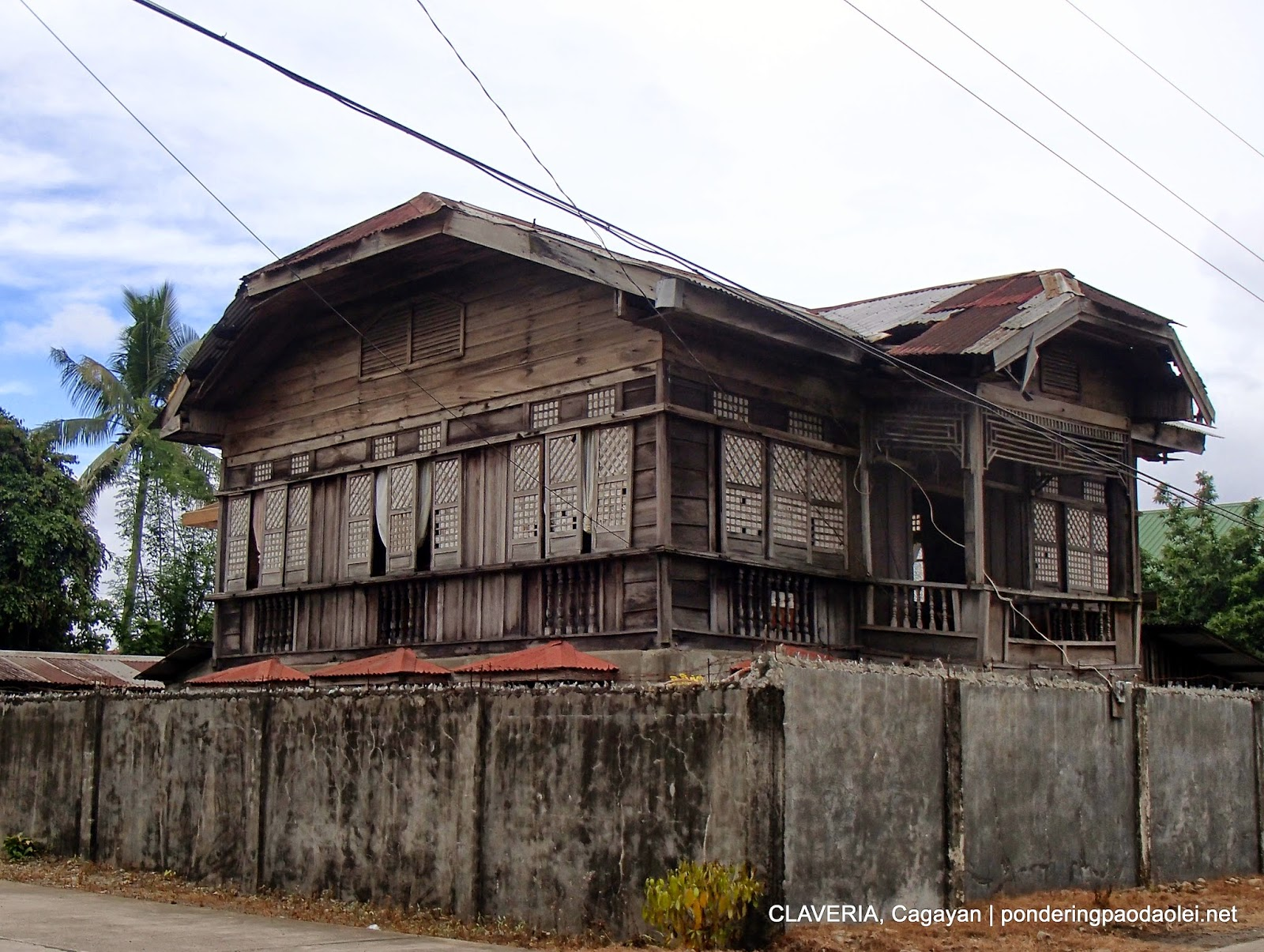 Claveria's Remaining Ancestral Homes