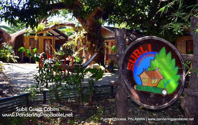 Subli Guest Cabins:  A Homey Getaway in Puerto Princesa City