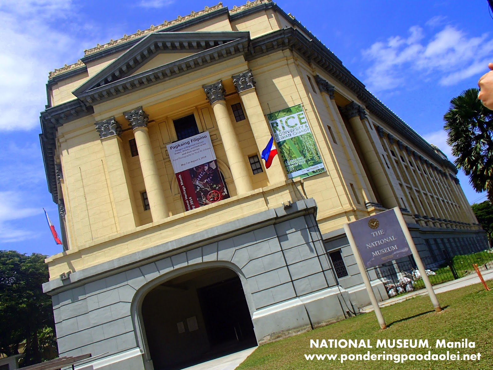 The Museum of the Filipino People