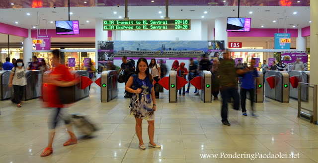 A Surpise Malaysia Visit