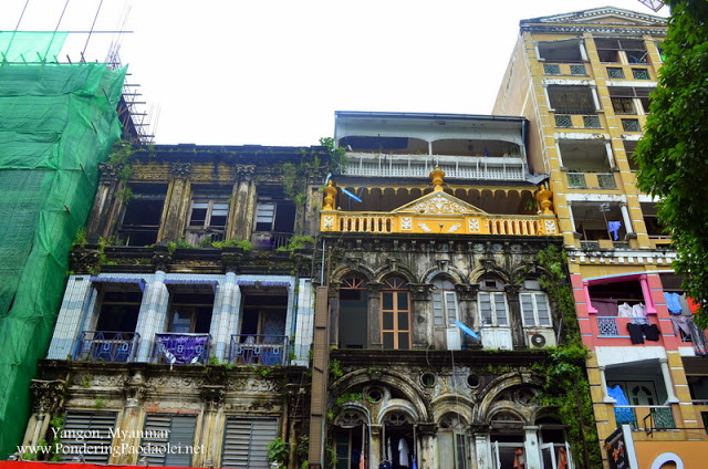 Yangon is Yielding