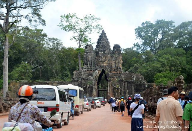 Finally, Siem Reap