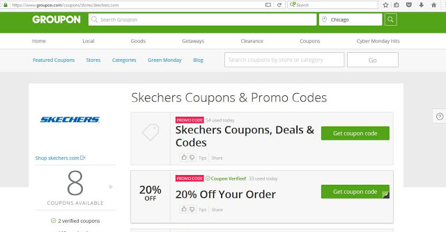 Shop and Save with Groupon Coupons