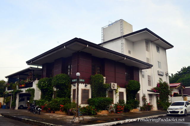 Where to Stay in Dapitan:  Travel Bee Heritage Inn