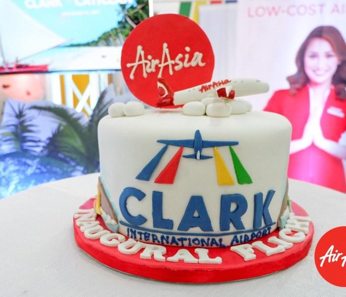 AirAsia's Clark-Caticlan/Boracay Inaugural Flight