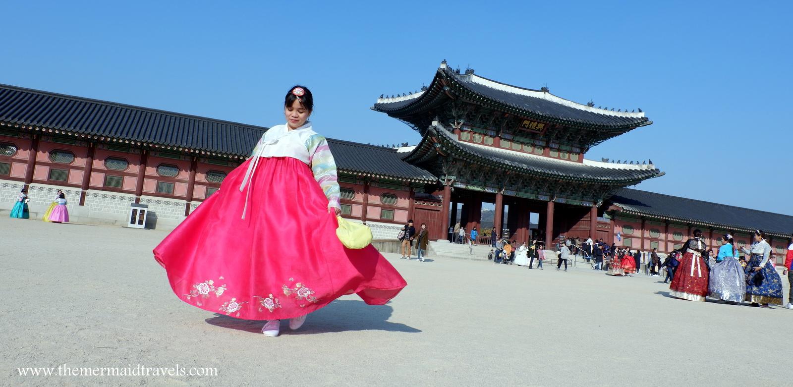 Korea: Autumn in My Heart