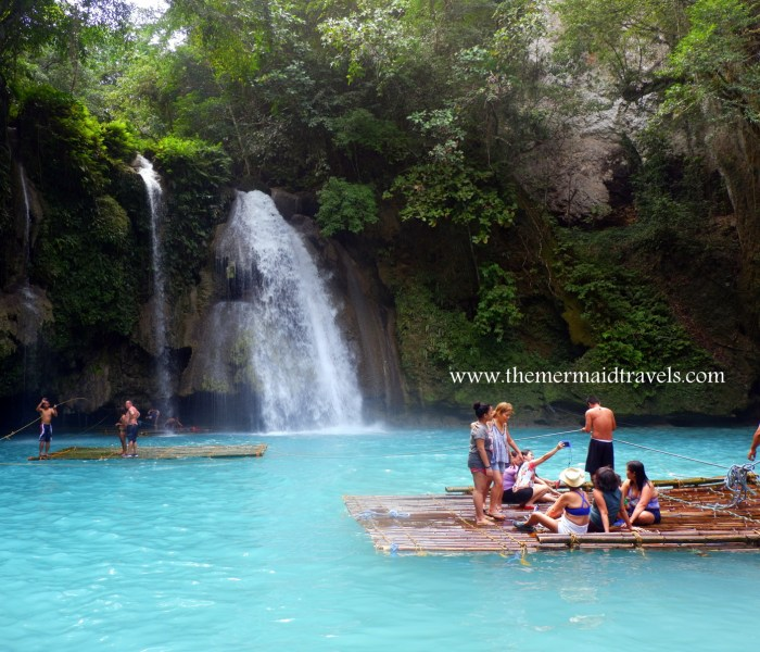 Cebu: Canyoning and Cascades
