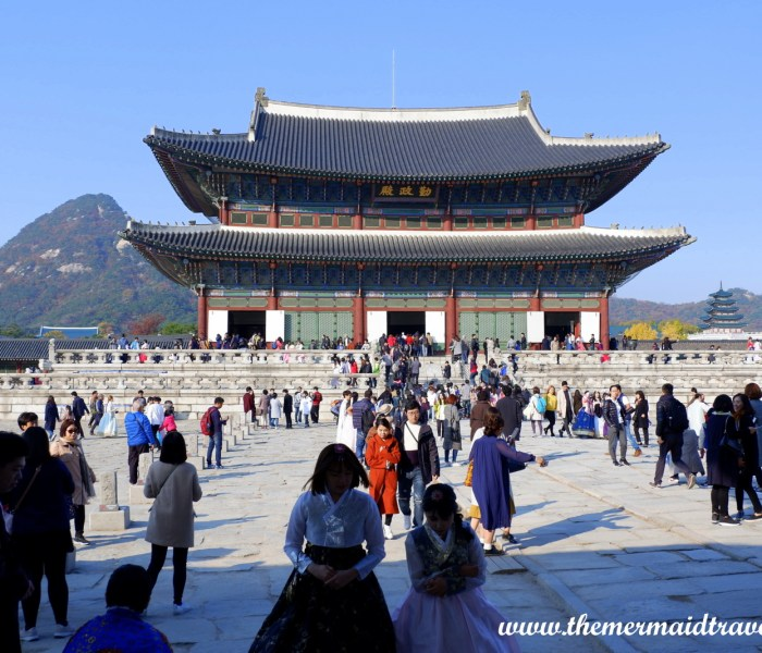 Once Upon A Time in Gyeongbogkung Palace