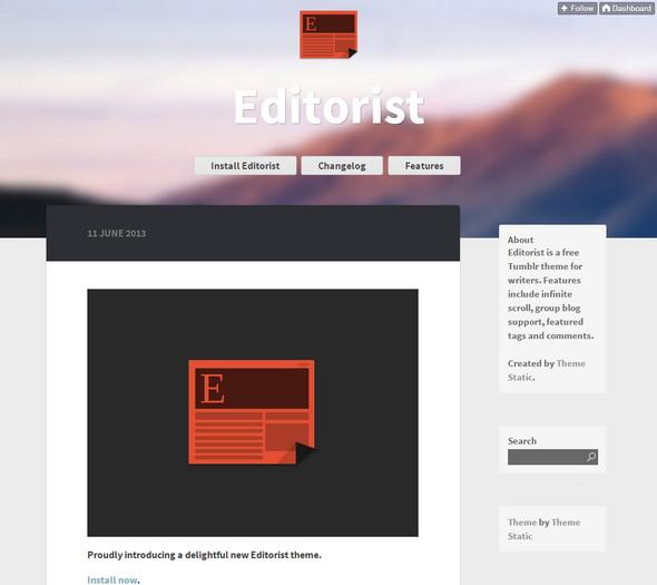Editorist