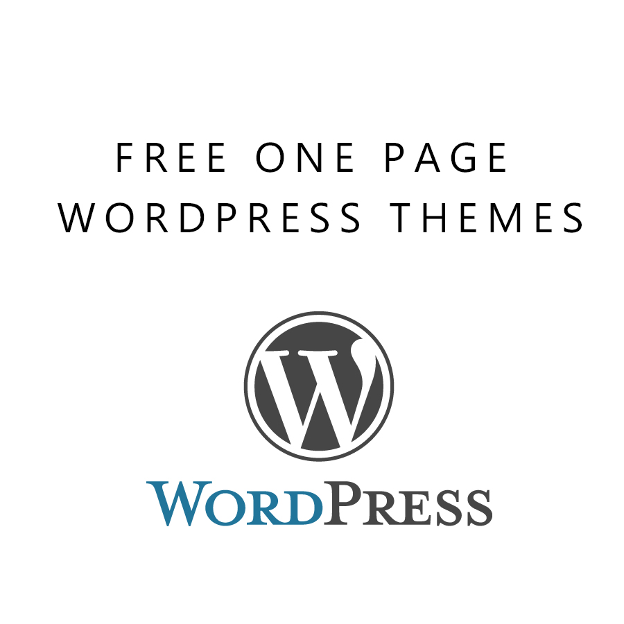 MUST CHECK 32 Free One Page WordPress Themes