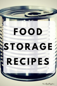 Looking for ways to use your food storage? Here are some GREAT Food Storage Recipes that have been approved by my family and friends! Tried and True Food St