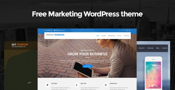 free-marketing-wordpress-themes