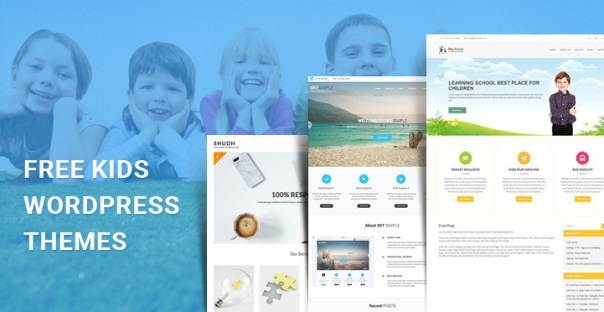 free-kids-WordPress-themes