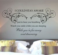 Creative and Inspiration Wall Quotes For Bedroom ...