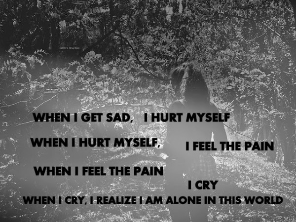 Hurting Love Quotes Wallpapers Famous Sad Alone Quote That Will Inspire You Themes