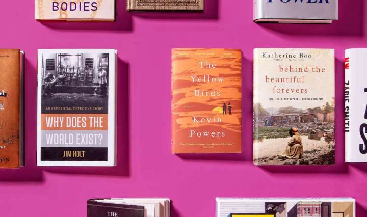 The best books of 2012 by The New York Times