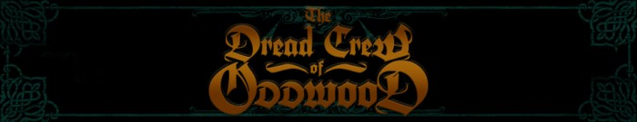 The Dread Crew of Oddwood logo