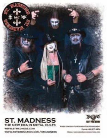 St. Madness Members
