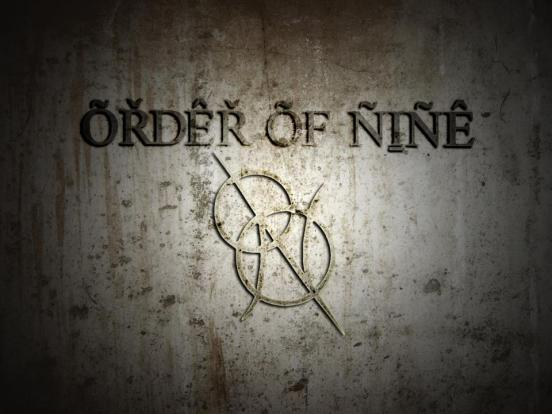 Order of Nine Logo