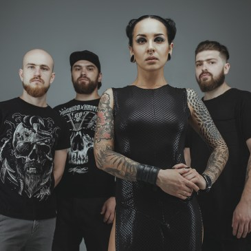 [NEWS] Jinjer are excited for their South African Tour