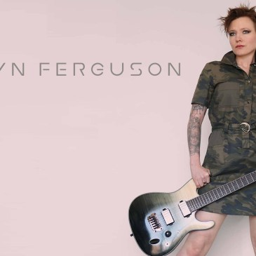 [LOCAL INTERVIEW] Robyn Ferguson releases her second solo album, Falling Forward, on 1 May 2020