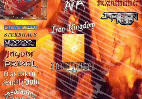 ©The Metal Mag N10 Cover