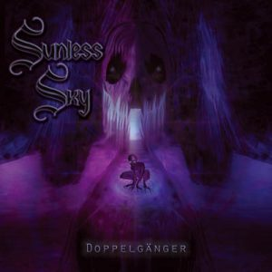 SUNLESS SKY :'Doppelgänger' CD April 2017 Pure Steel Records